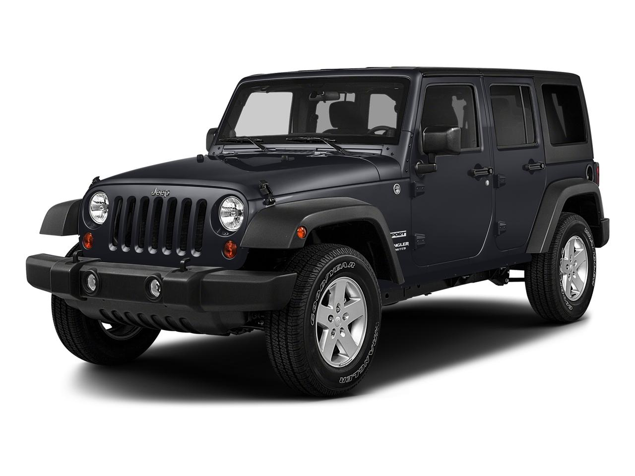2017 Jeep Wrangler Unlimited Vehicle Photo in Denver, CO 80123