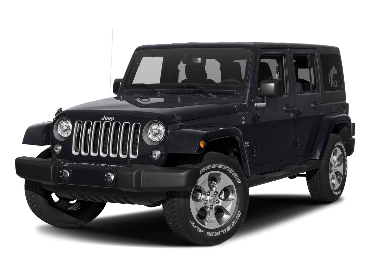 2017 Jeep Wrangler Unlimited Vehicle Photo in ELGIN, TX 78621-4245