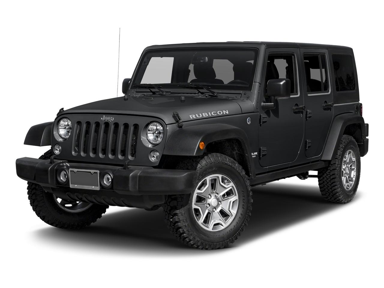2017 Jeep Wrangler Unlimited Vehicle Photo in ENGLEWOOD, CO 80113-6708