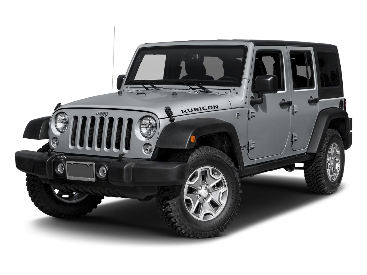 2017 Jeep Wrangler Unlimited Vehicle Photo in SELMA, TX 78154-1459