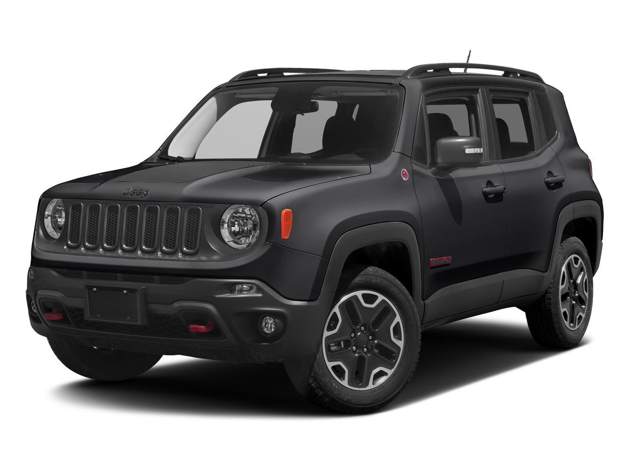 2017 Jeep Renegade Vehicle Photo in Appleton, WI 54913