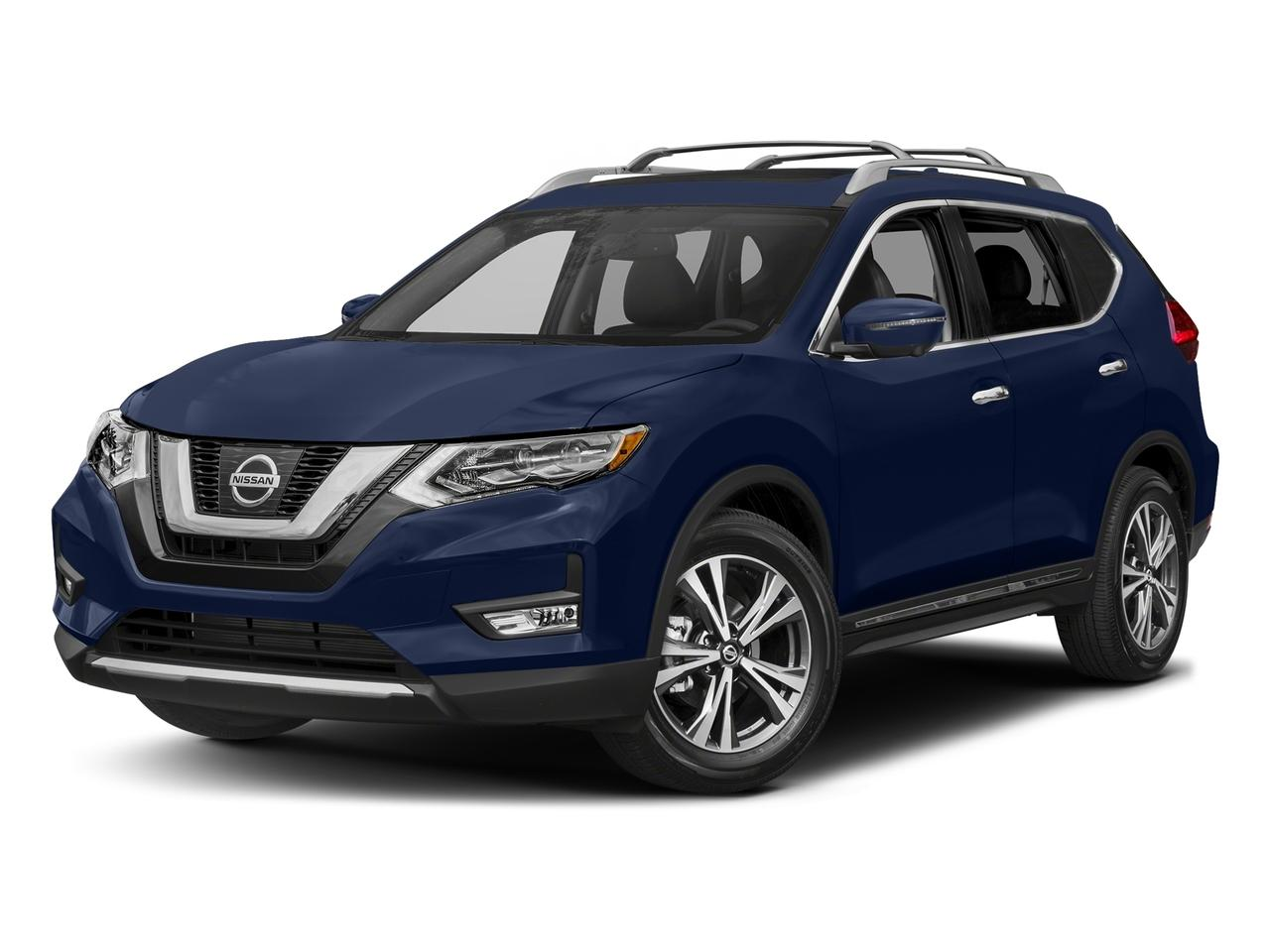 2017 Nissan Rogue Vehicle Photo in Odessa, TX 79762