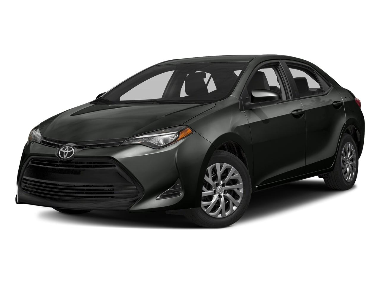 Used 2017 Toyota Corolla LE with VIN 2T1BURHE4HC839149 for sale in Two Harbors, Minnesota