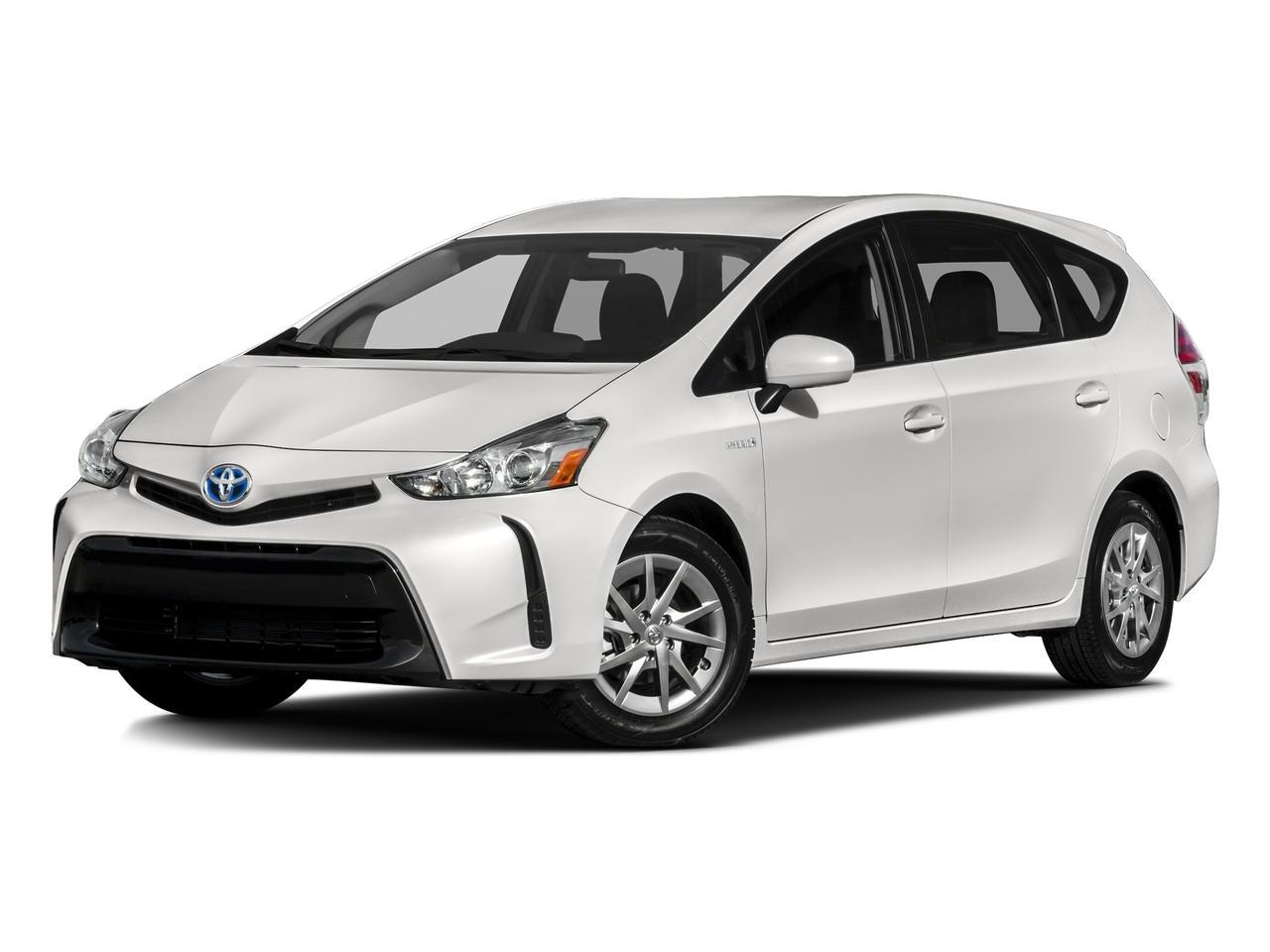2017 Toyota Prius v Vehicle Photo in COLMA, CA 94014-3284