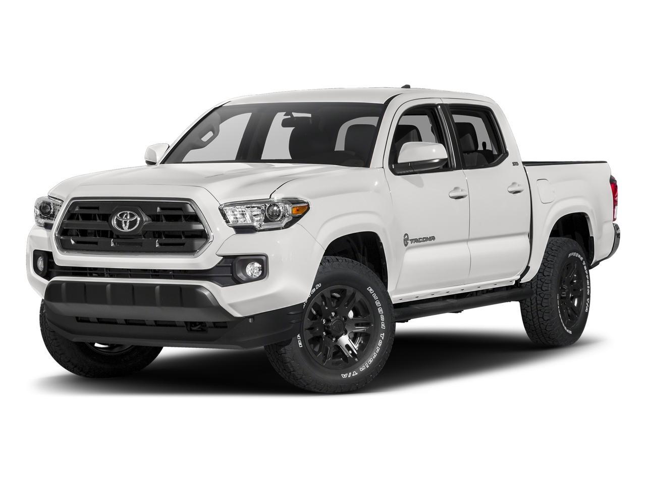 2017 Toyota Tacoma Vehicle Photo in San Antonio, TX 78238