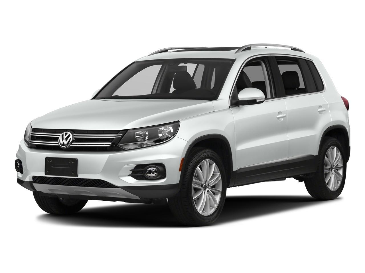 2017 Volkswagen Tiguan Vehicle Photo in Colorado Springs, CO 80920