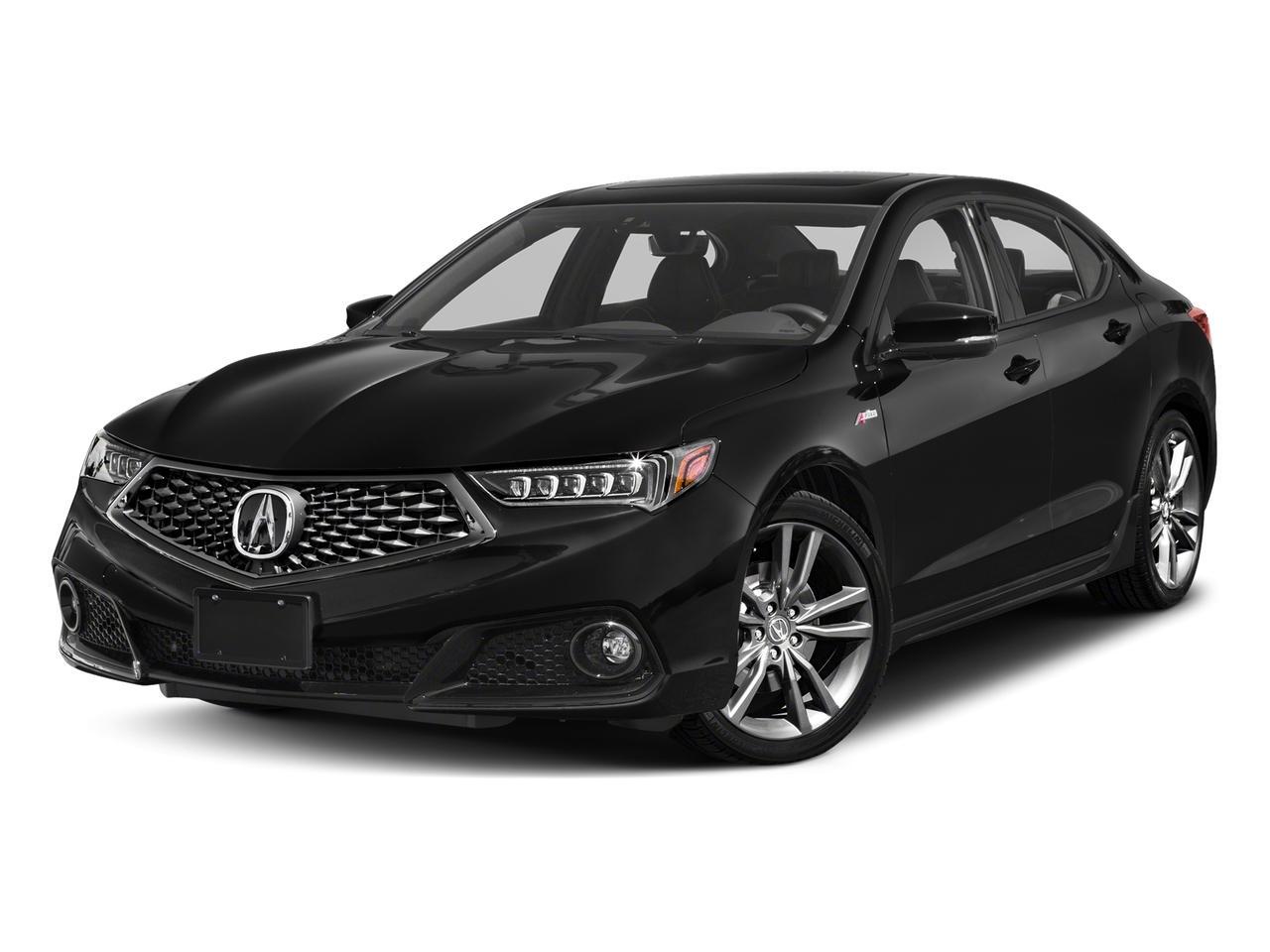 2018 Acura TLX Vehicle Photo in Grapevine, TX 76051