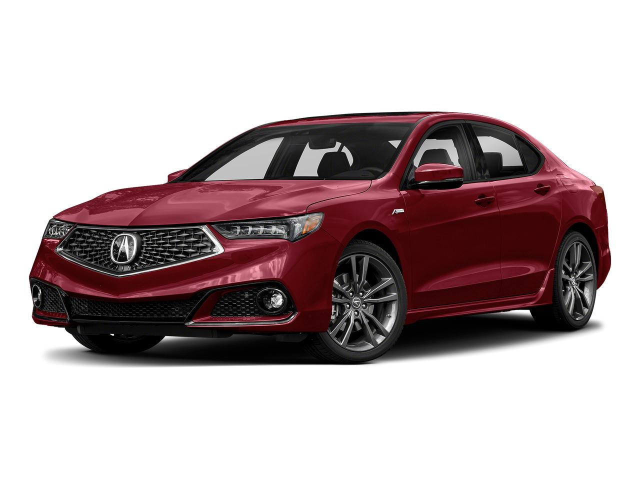 2018 Acura TLX Vehicle Photo in Plainfield, IL 60586