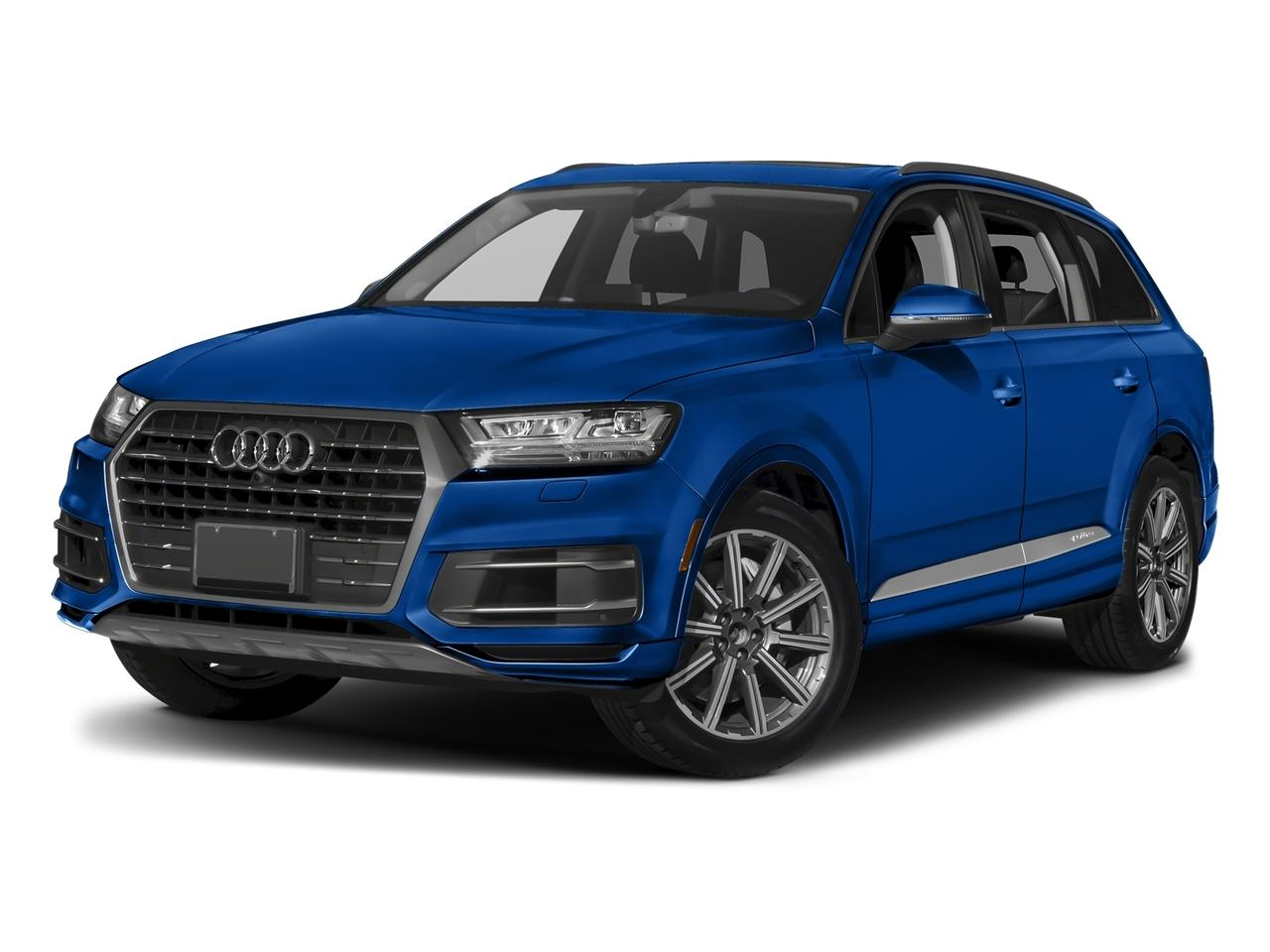 2018 Audi Q7 Vehicle Photo in State College, PA 16801