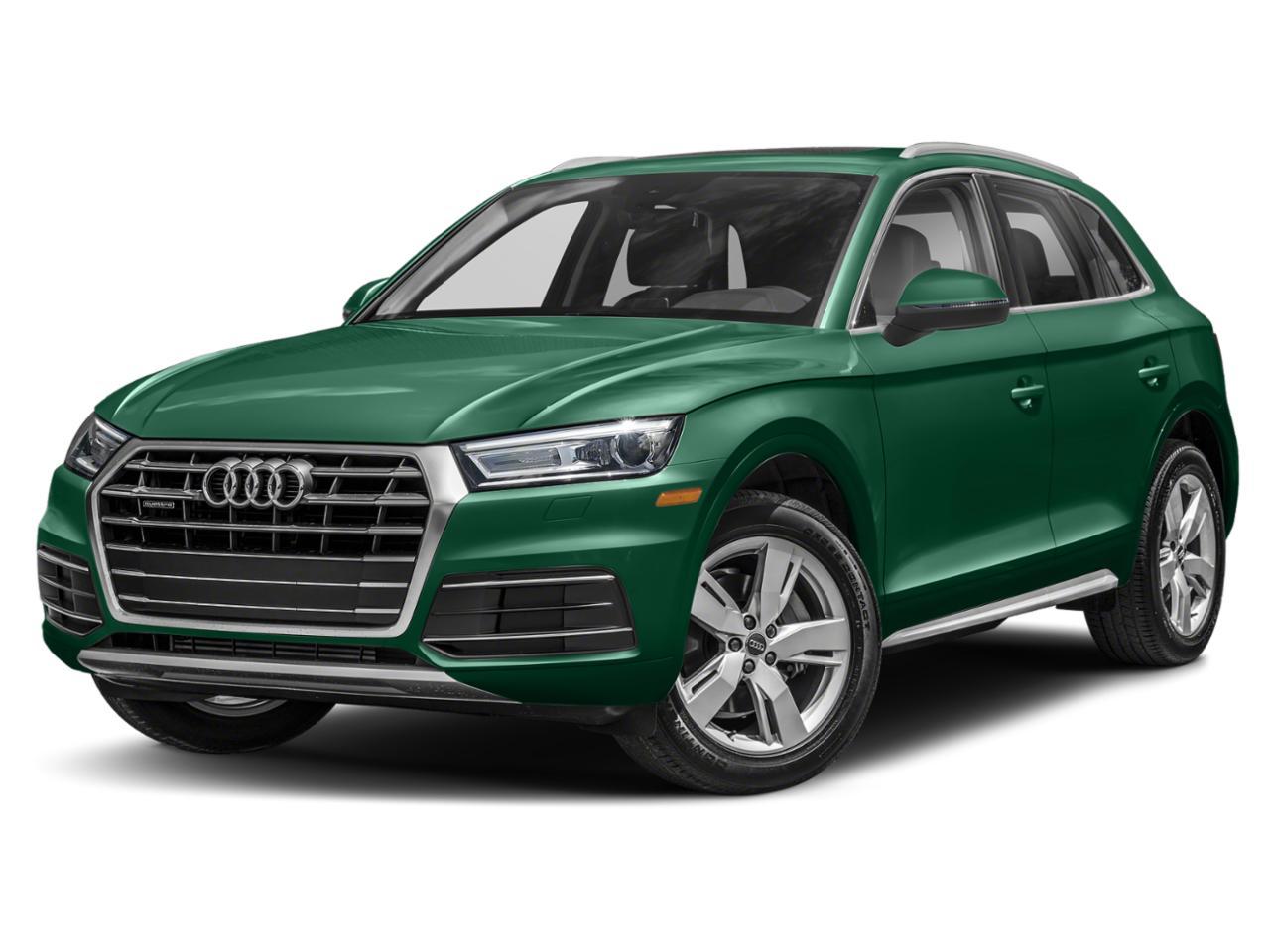2018 Audi Q5 Vehicle Photo in Appleton, WI 54913