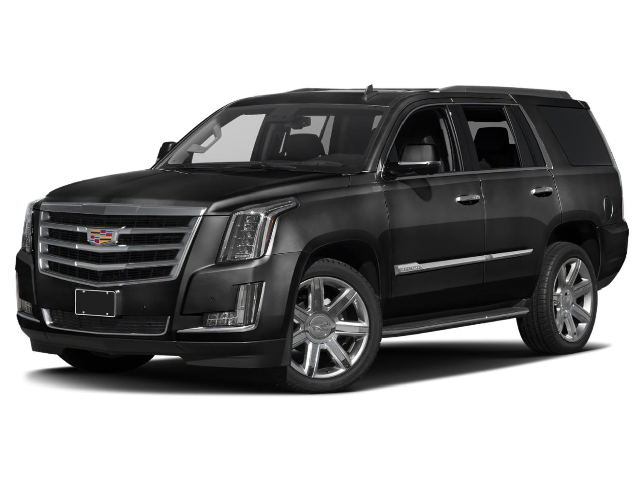 2018 Cadillac Escalade Vehicle Photo in GAINESVILLE, TX 76240-2013