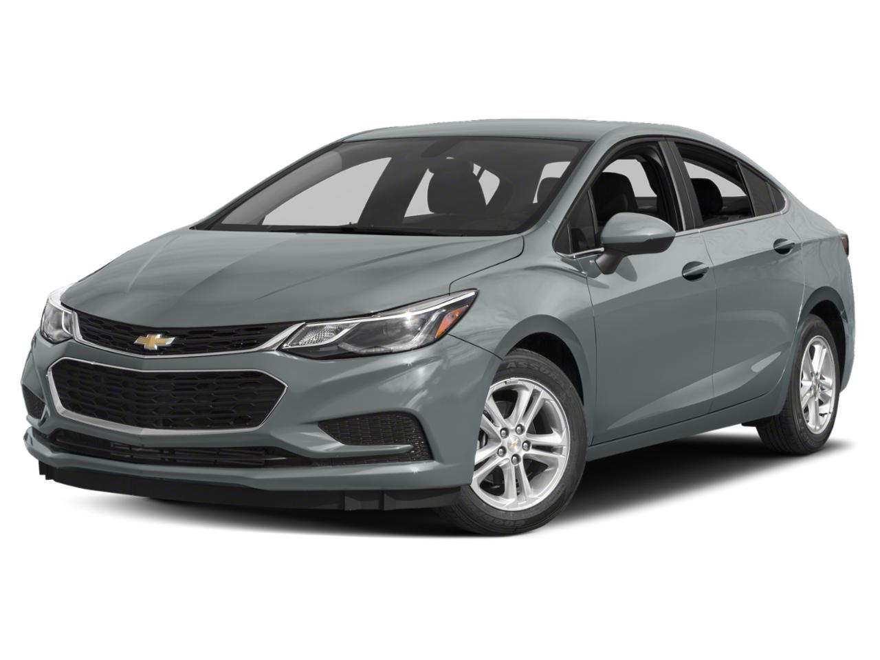 2018 Chevrolet Cruze Vehicle Photo in Plainfield, IL 60586