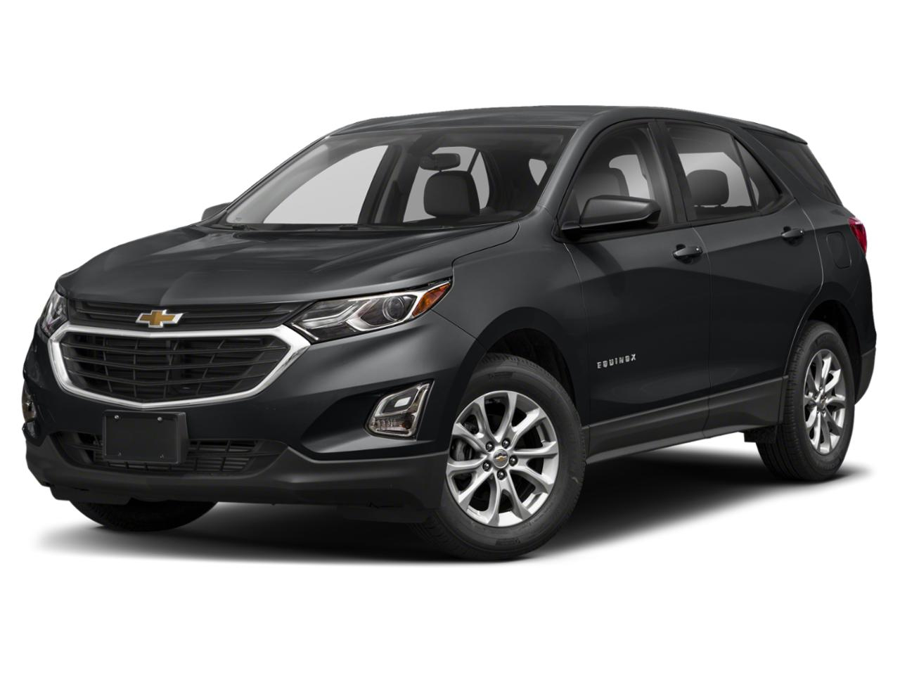 2018 Chevrolet Equinox Vehicle Photo in GARDNER, MA 01440-3110