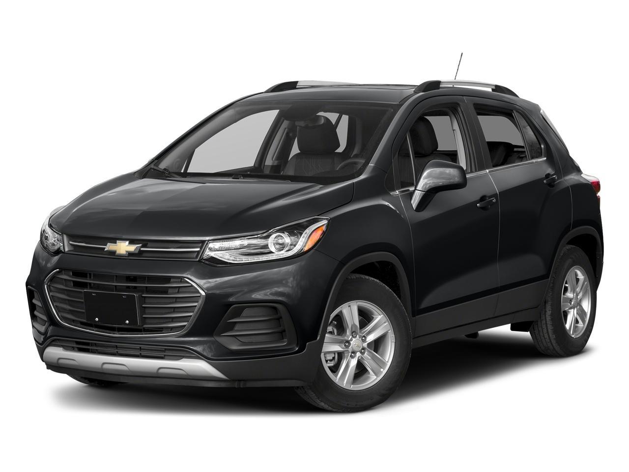 2018 Chevrolet Trax Vehicle Photo in MEDINA, OH 44256-9631