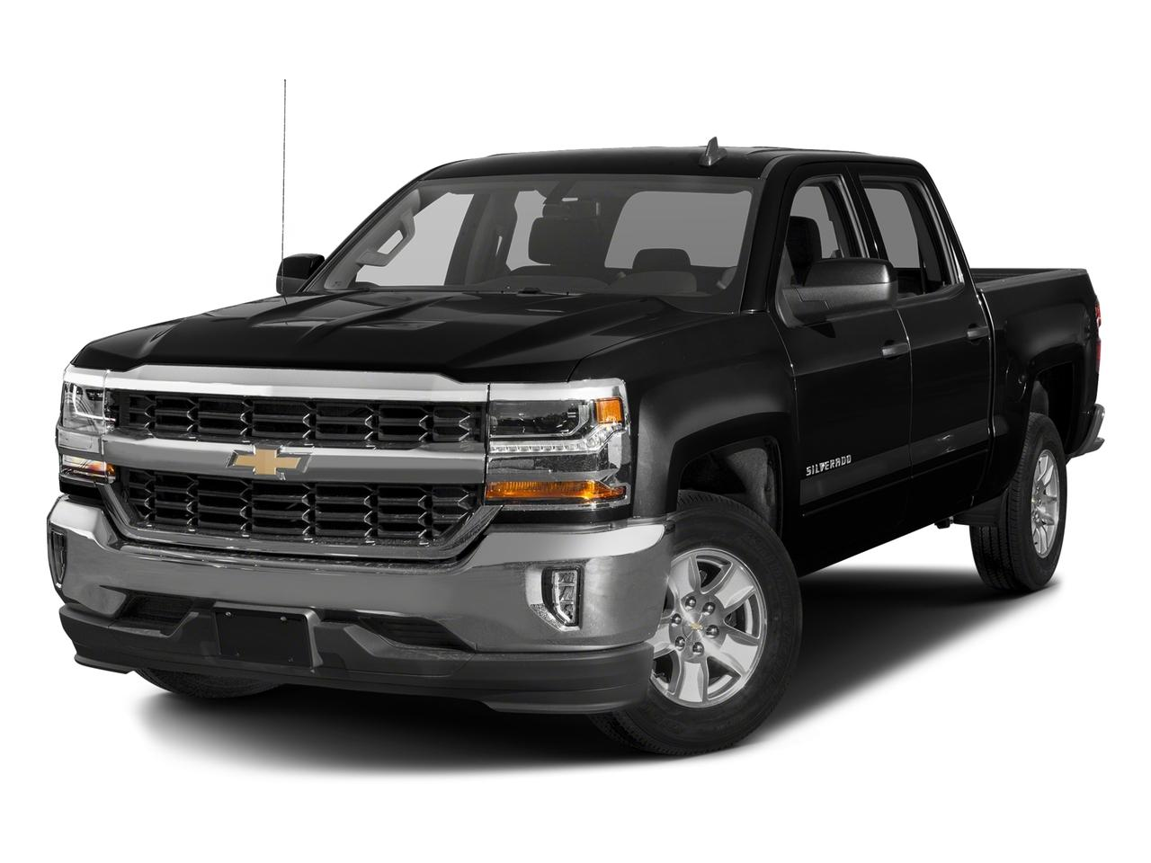 2018 Chevrolet Silverado 1500 Vehicle Photo in GAINESVILLE, TX 76240-2013
