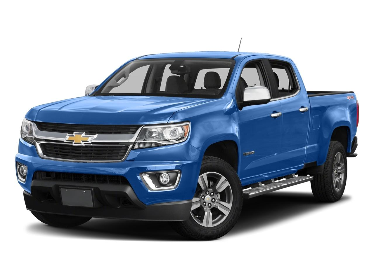 2018 Chevrolet Colorado Vehicle Photo in GARDNER, MA 01440-3110