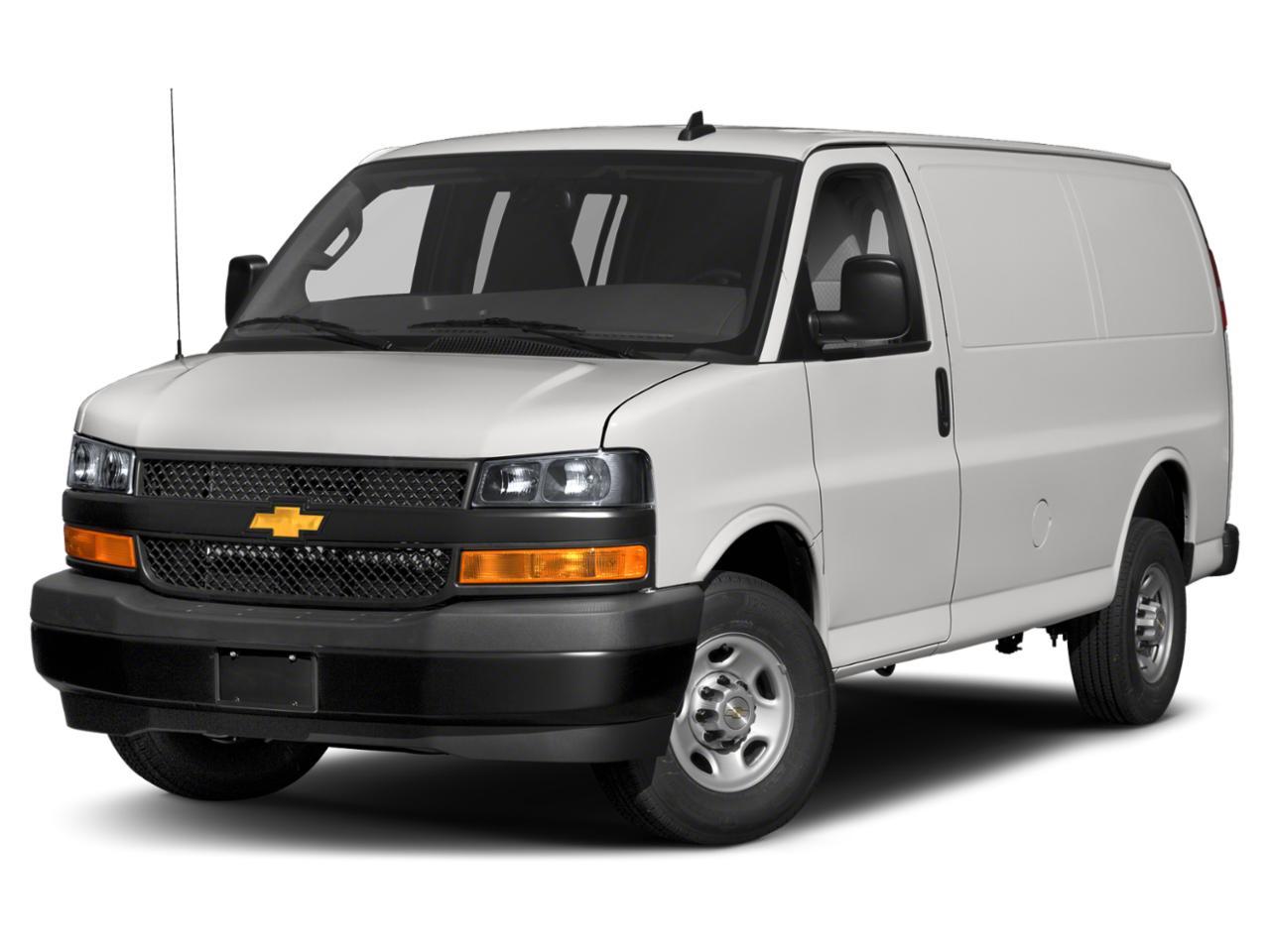 2018 Chevrolet Express Cargo Van Vehicle Photo in BATON ROUGE, LA 70806-4464