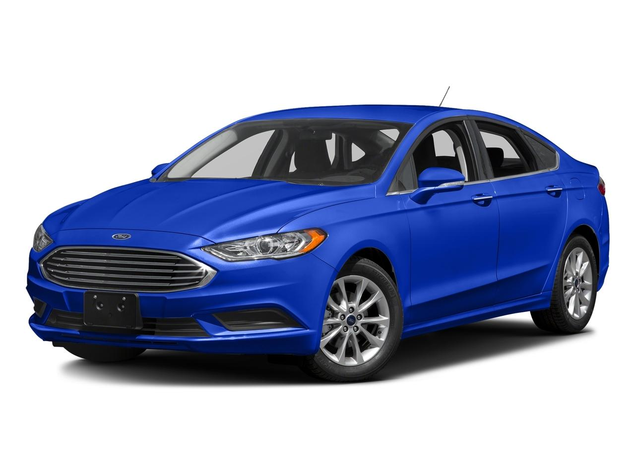 2018 Ford Fusion Vehicle Photo in Richmond, TX 77469