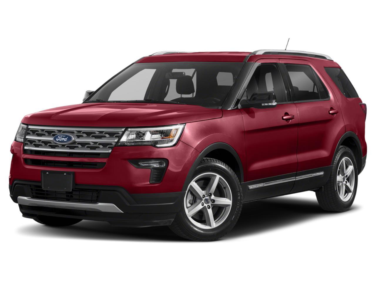 2018 Ford Explorer Vehicle Photo in TUCSON, AZ 85705-6014