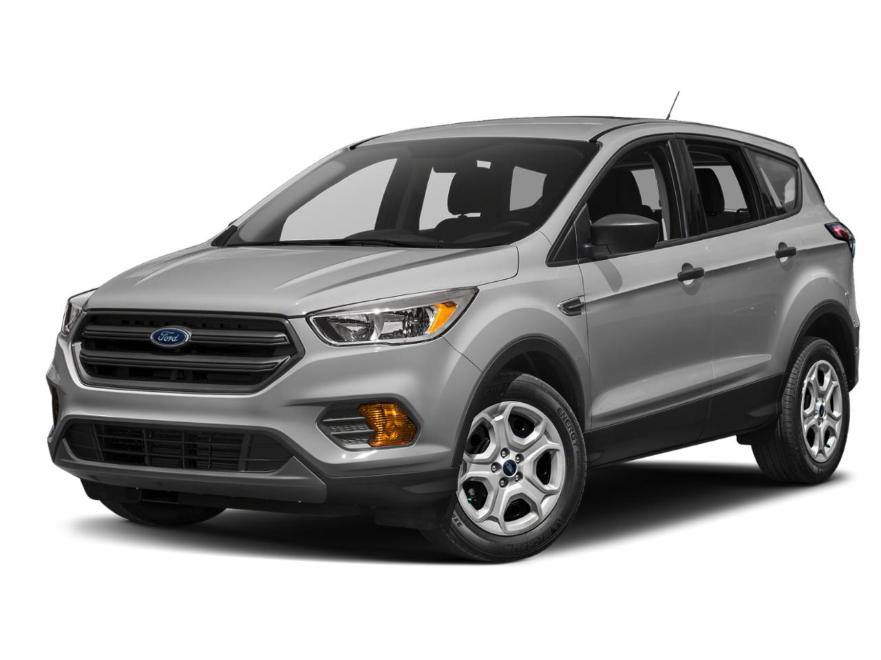 2018 Ford Escape Vehicle Photo in MEDINA, OH 44256-9631