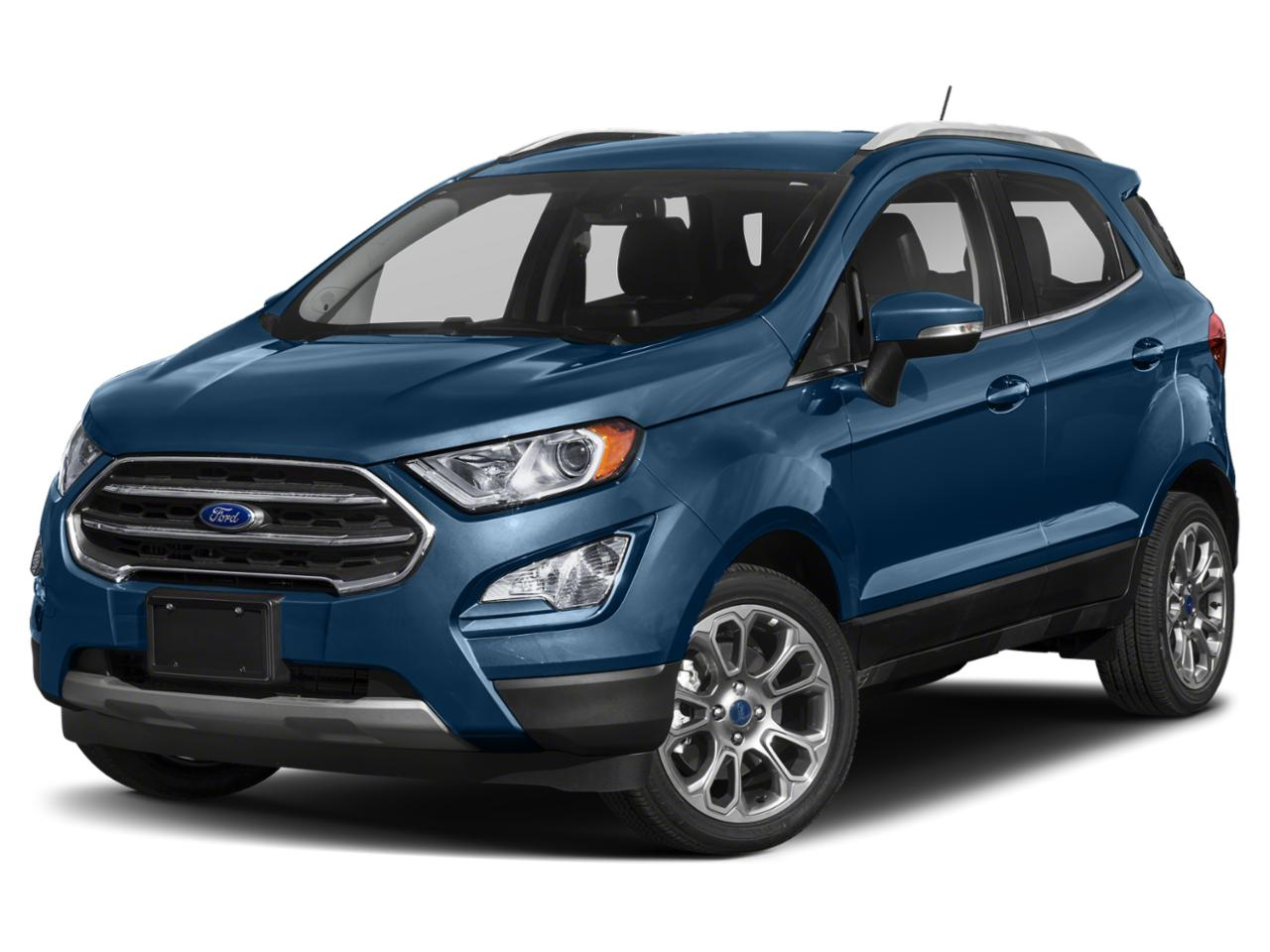 2018 Ford EcoSport Vehicle Photo in BEND, OR 97701-5133