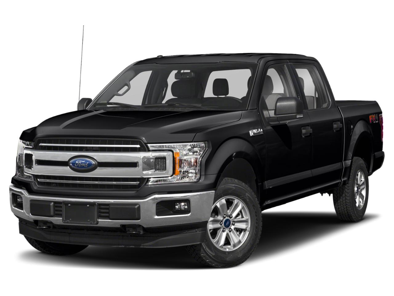 2018 Ford F-150 Vehicle Photo in LEOMINSTER, MA 01453-2952