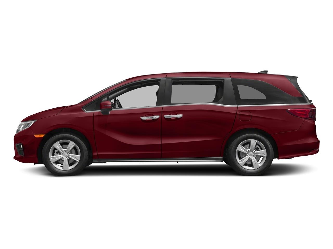 Used 2018 Honda Odyssey EX-L with VIN 5FNRL6H77JB074909 for sale in Willmar, Minnesota