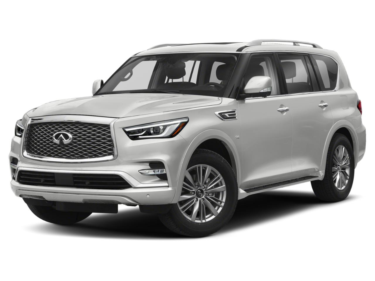 2018 INFINITI QX80 Vehicle Photo in San Antonio, TX 78230
