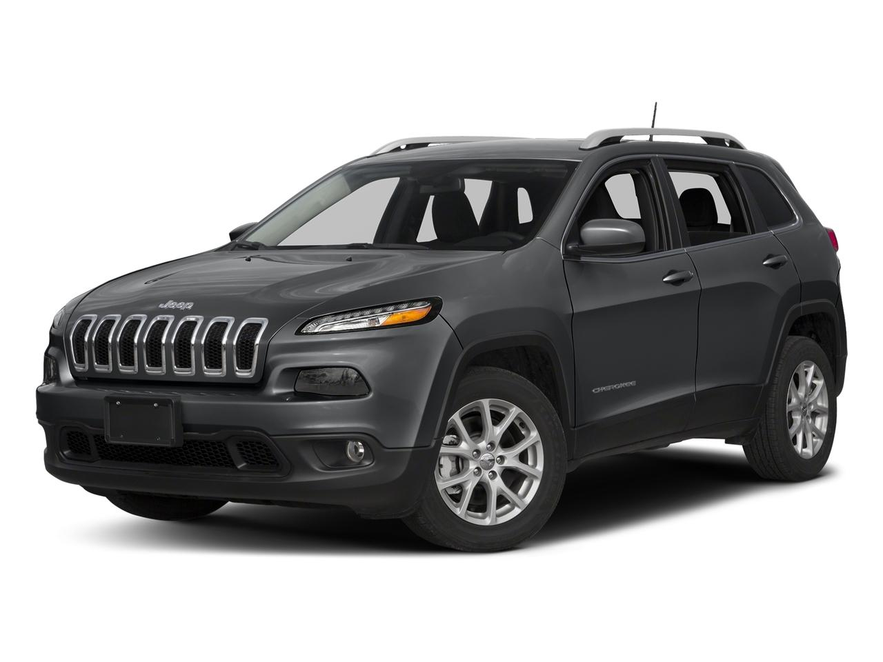 2018 Jeep Cherokee Vehicle Photo in TEMPLE, TX 76504-3447