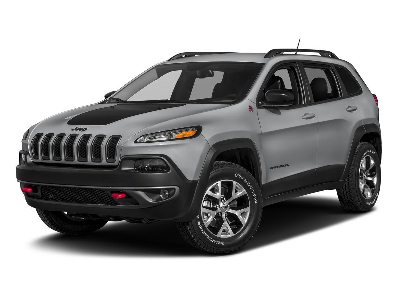 2018 Jeep Cherokee Vehicle Photo in AMERICAN FORK, UT 84003-3317