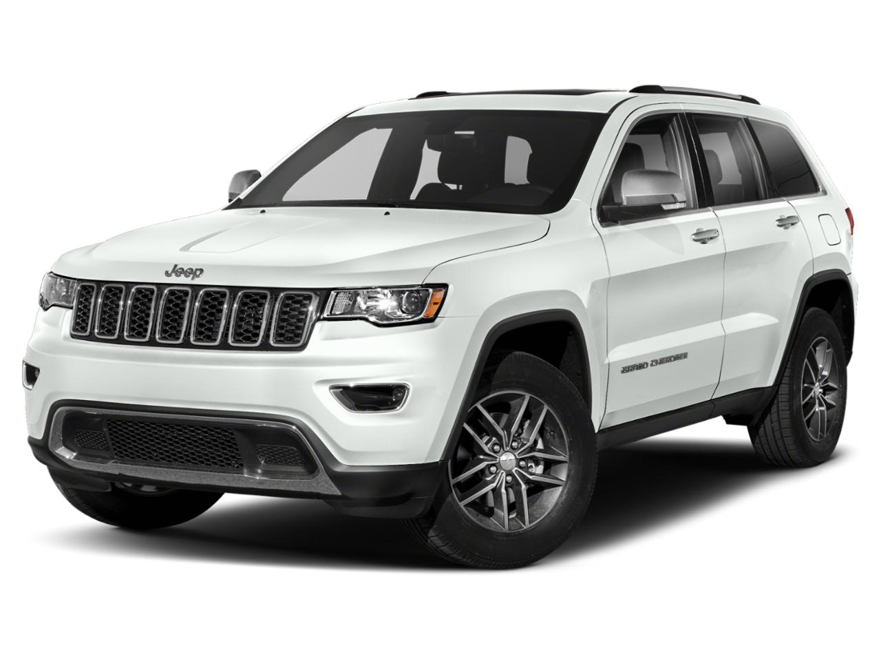 2018 Jeep Grand Cherokee Vehicle Photo in TEMPLE, TX 76504-3447