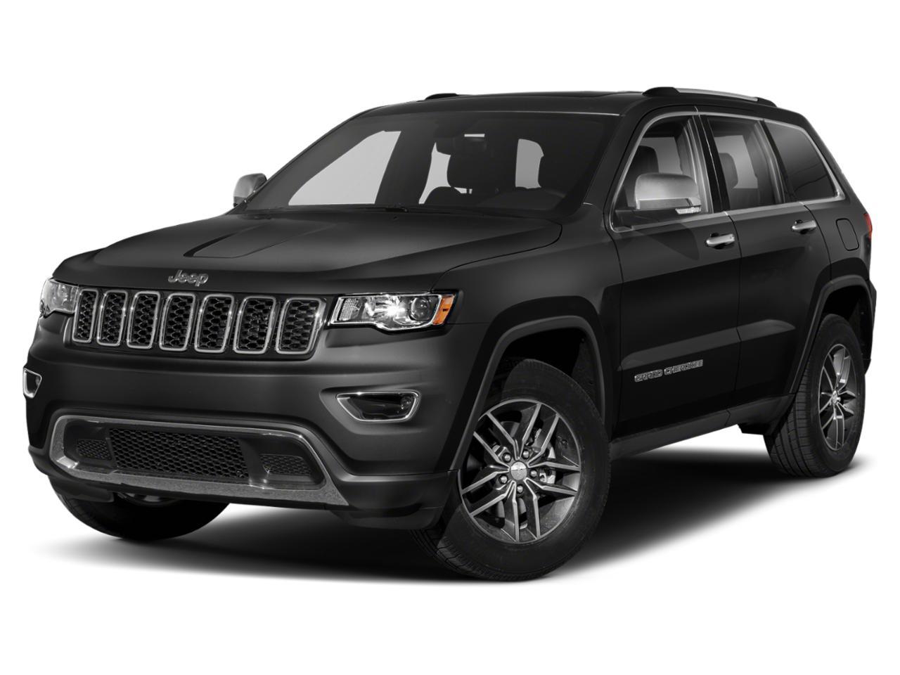 2018 Jeep Grand Cherokee Vehicle Photo in COLMA, CA 94014-3284