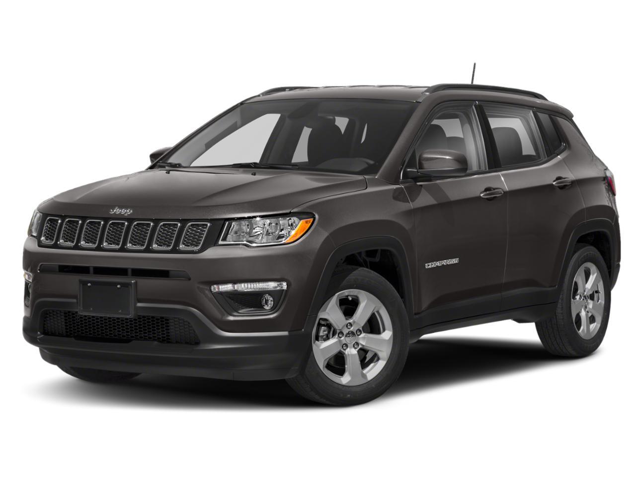 2018 Jeep Compass Vehicle Photo in Atlantic City, NJ 08401