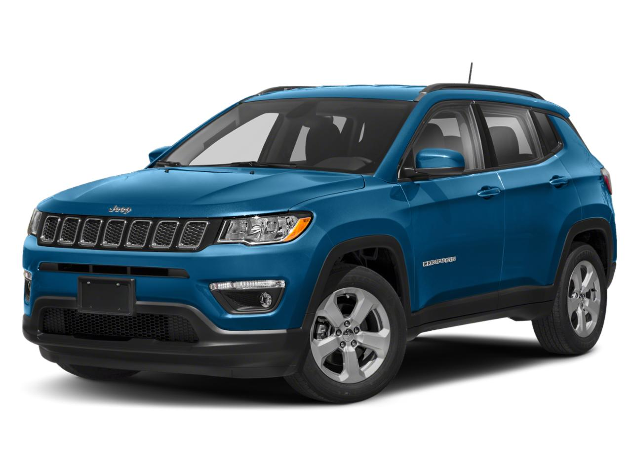 Used 2018 Jeep Compass Latitude with VIN 3C4NJDBB4JT180354 for sale in Two Harbors, Minnesota