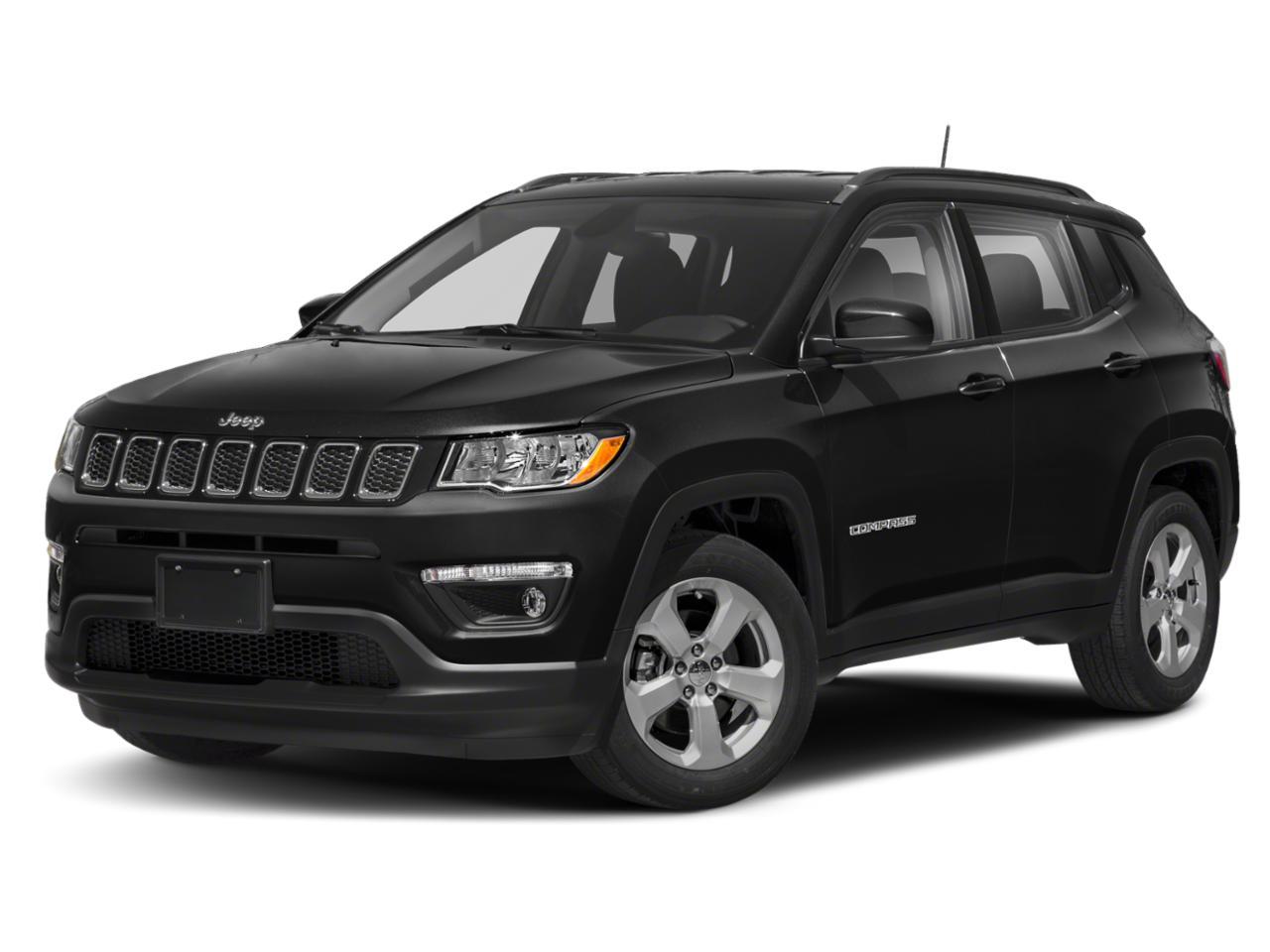 2018 Jeep Compass Vehicle Photo in MEDINA, OH 44256-9631