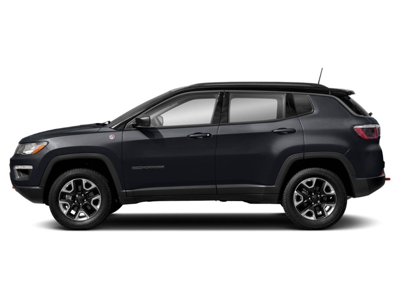 Used 2018 Jeep Compass Trailhawk with VIN 3C4NJDDB2JT316350 for sale in New Prague, Minnesota
