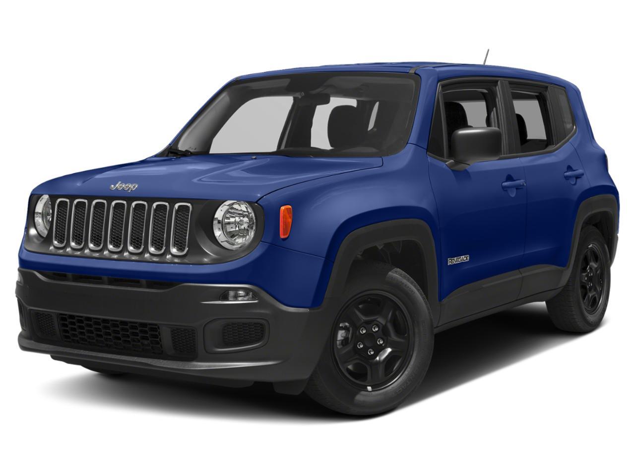 2018 Jeep Renegade Vehicle Photo in GILBERT, AZ 85297-0402