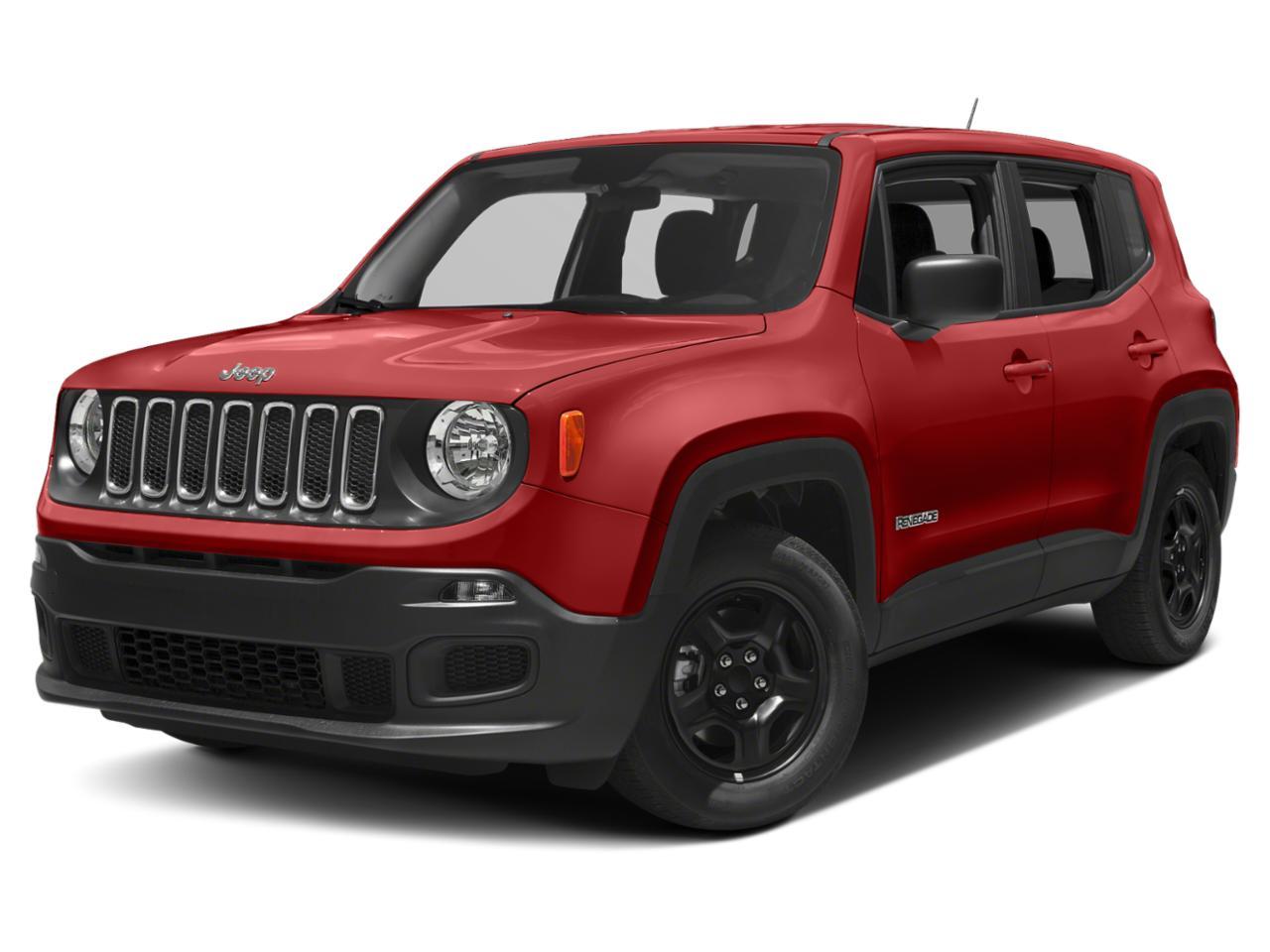 2018 Jeep Renegade Vehicle Photo in JASPER, GA 30143-8655