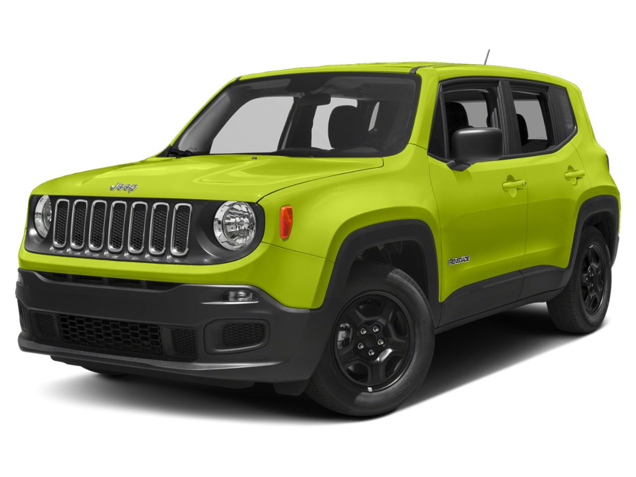 2018 Jeep Renegade Vehicle Photo in GAINESVILLE, TX 76240-2013