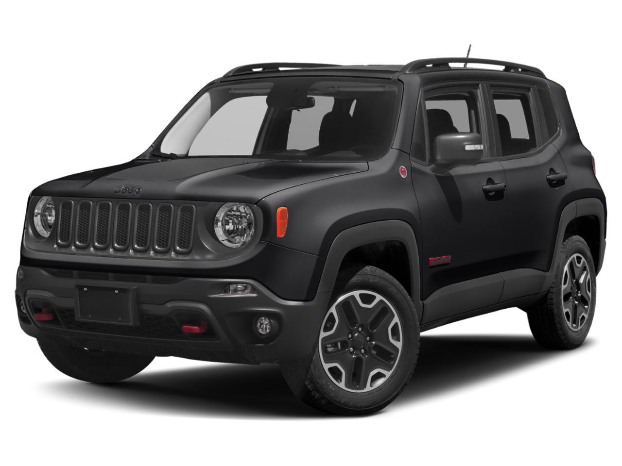 2018 Jeep Renegade Vehicle Photo in Raton, NM 87740