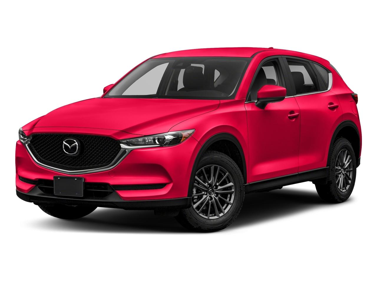 2018 Mazda CX-5 Vehicle Photo in TEMPLE, TX 76504-3447