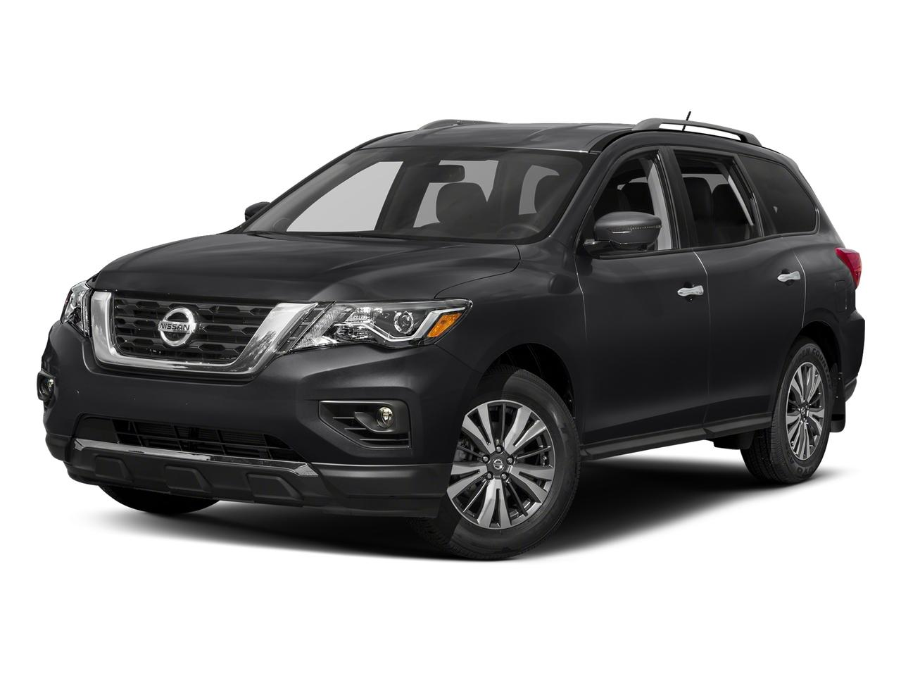 2018 Nissan Pathfinder Vehicle Photo in Willow Grove, PA 19090