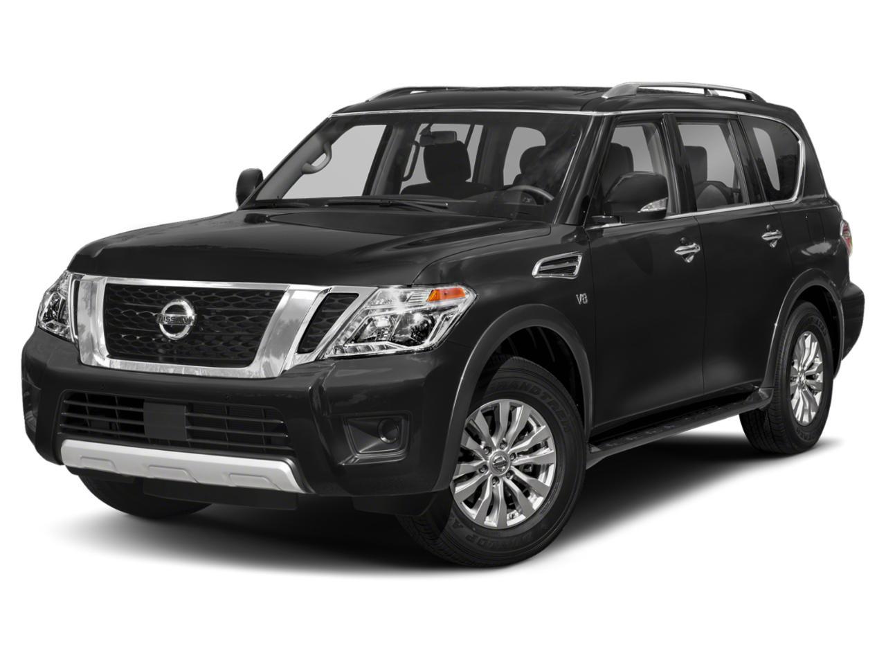 2018 Nissan Armada Vehicle Photo in TEMPLE, TX 76504-3447