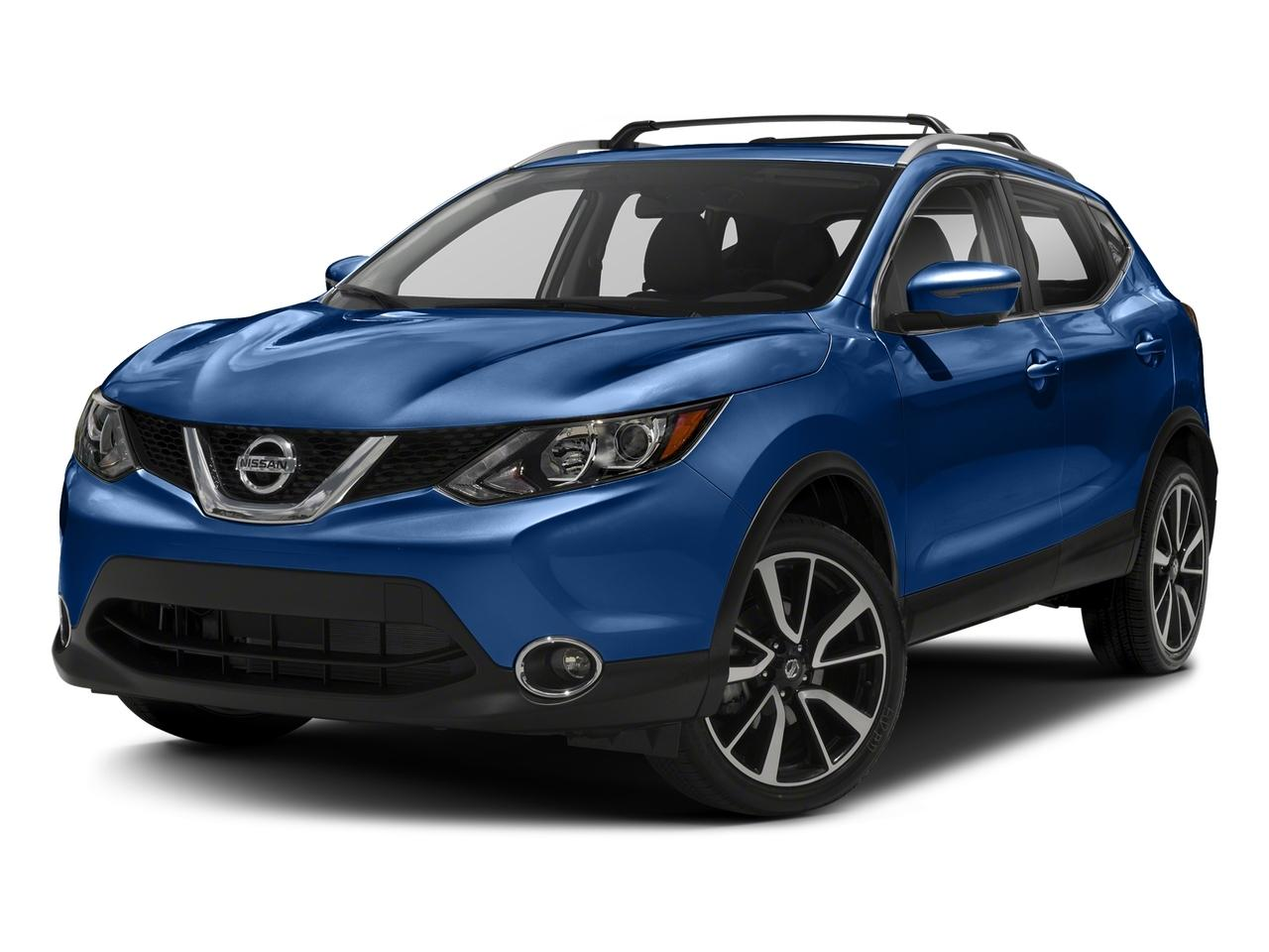 2018 Nissan Rogue Sport Vehicle Photo in VINCENNES, IN 47591-5519