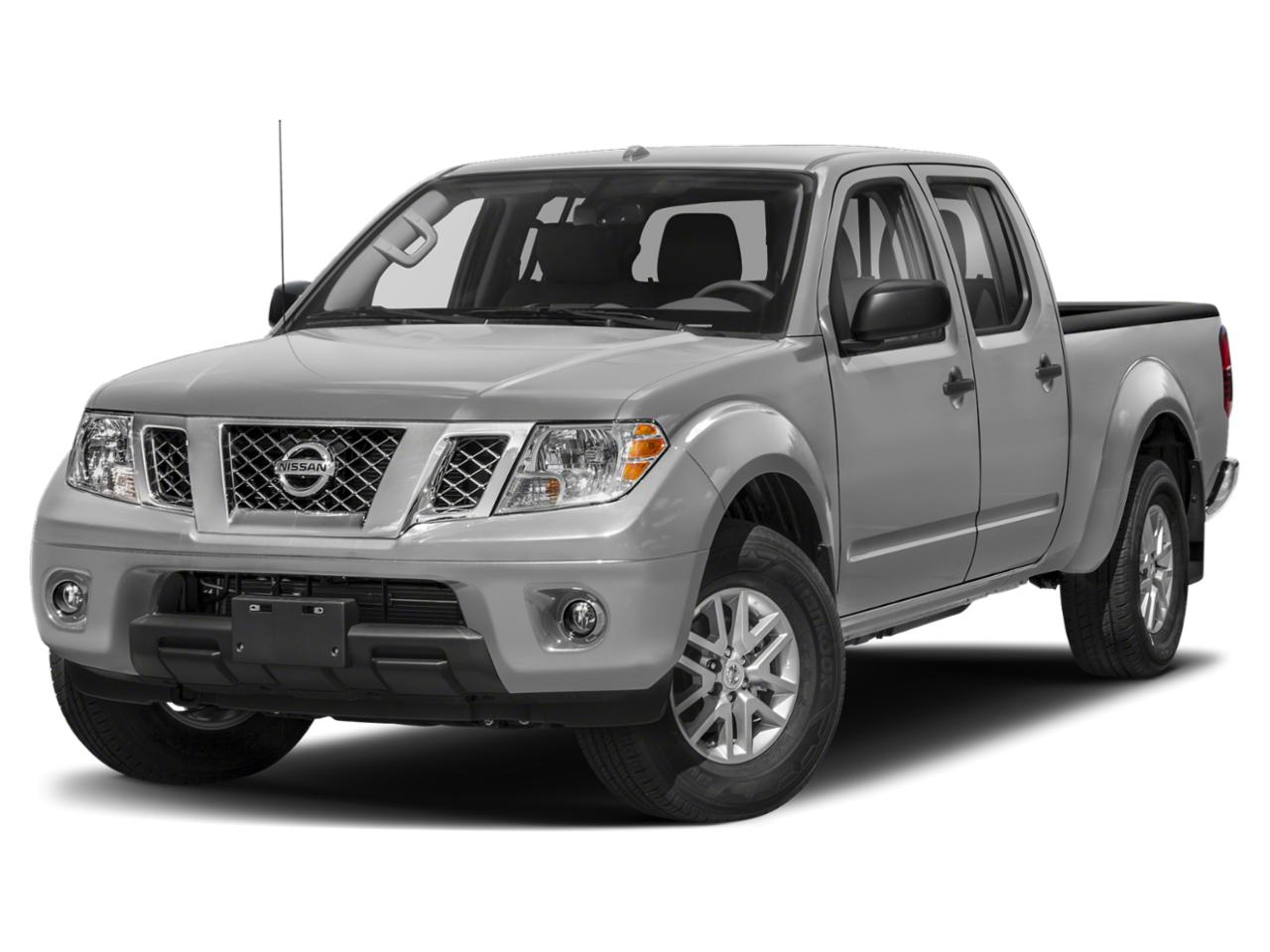 2018 Nissan Frontier Vehicle Photo in GREENSBORO, NC 27405-6904