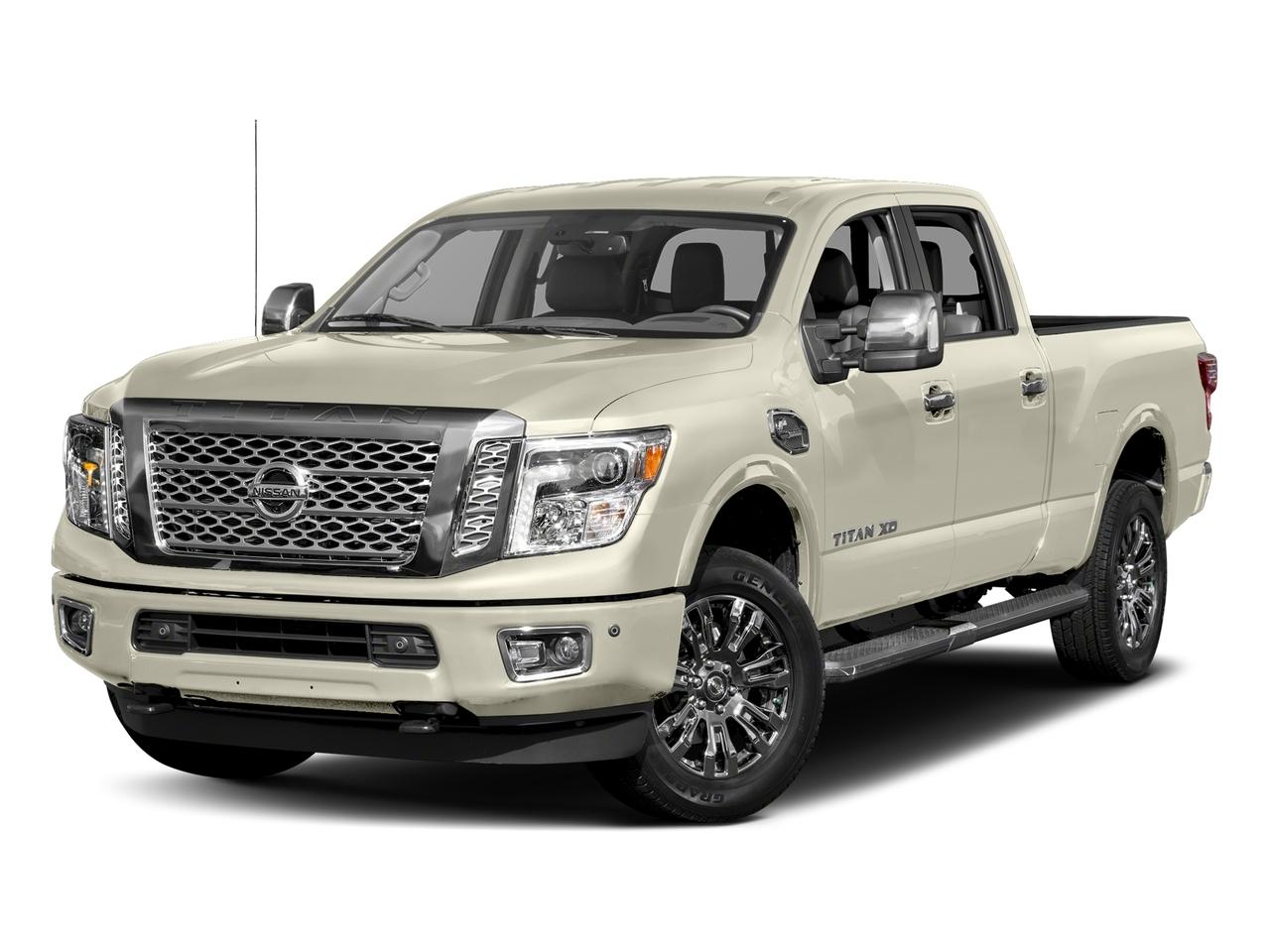 2018 Nissan Titan XD Vehicle Photo in VINCENNES, IN 47591-5519