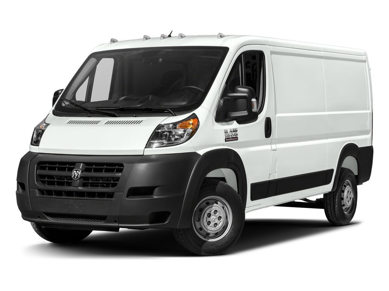 2018 Ram ProMaster Cargo Van Vehicle Photo in PORTLAND, OR 97225-3518