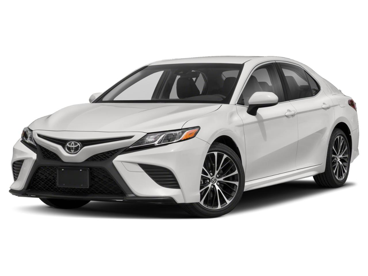 2018 Toyota Camry Vehicle Photo in ODESSA, TX 79762-8186