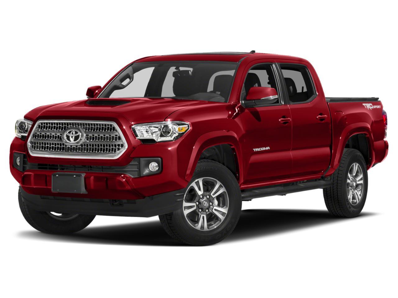2018 Toyota Tacoma Vehicle Photo in San Antonio, TX 78238