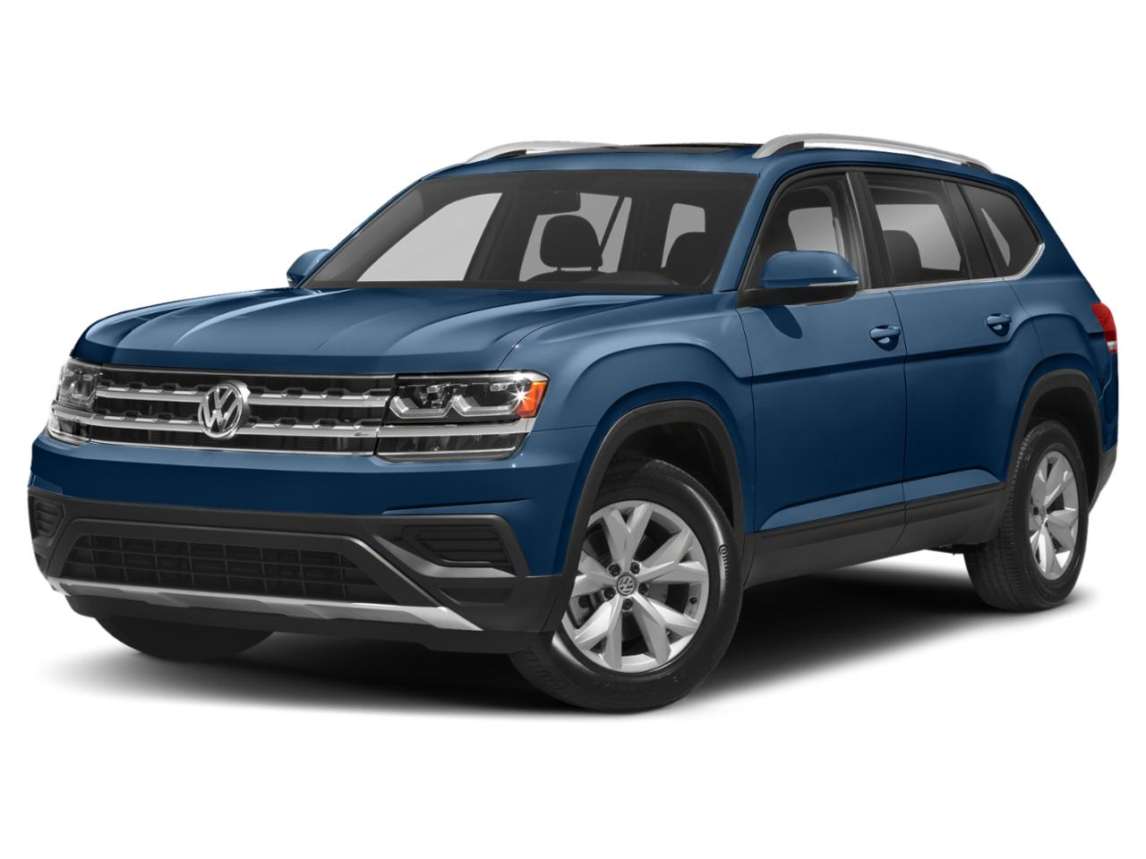 2018 Volkswagen Atlas Vehicle Photo in San Antonio, TX 78238